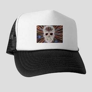 Skull Gothic Trucker Hat
