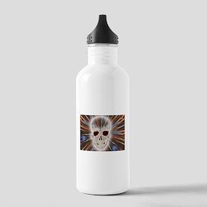 Skull Gothic Stainless Water Bottle 1.0L