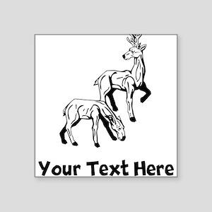 Deer (Custom) Sticker