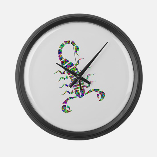 Unique Claws Large Wall Clock
