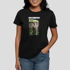 Blarney Castle Column Ash Grey T-Shirt