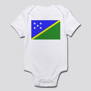 Solomon Islands Infant Bodysuit