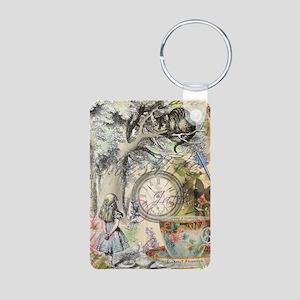 Cheshire Cat Alice in Wonderland Keychains
