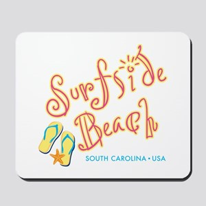 Surfside Beach - Mousepad