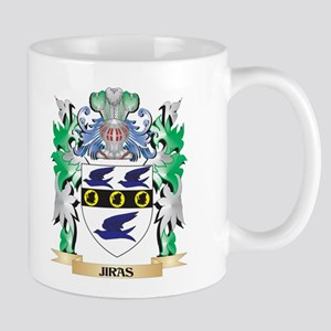 Jiras Coat of Arms - Family Crest Mugs