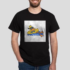 Ducky on a Raft Ash Grey T-Shirt