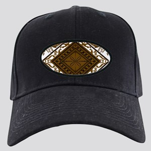 Variety Designs Black Cap