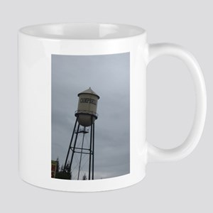 Campbell water tower Mugs
