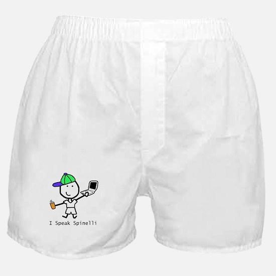 Geek - Spinelli Boxer Shorts