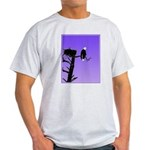 Sunset Bald Eagle Light T-Shirt