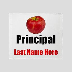 Principal Throw Blanket