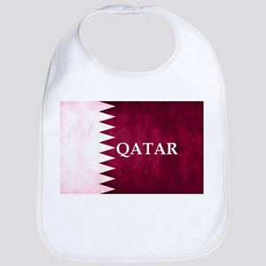 QATAR COUNTRY FLAG Bib