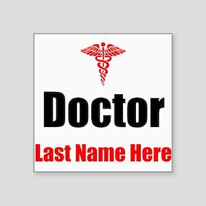 Doctor Sticker