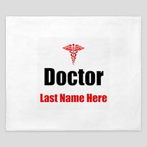 Doctor King Duvet