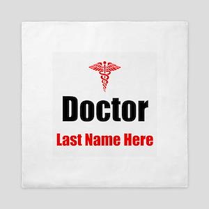Doctor Queen Duvet