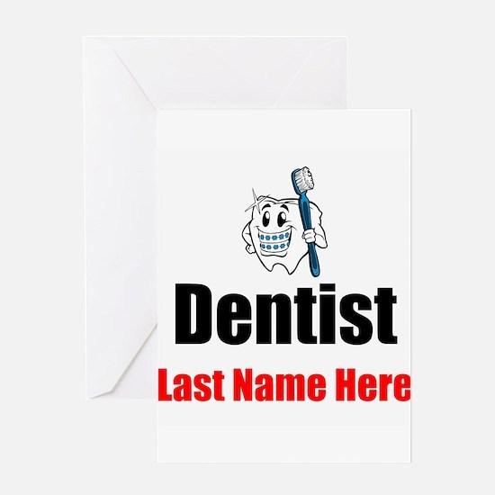 Dentist Greeting Cards