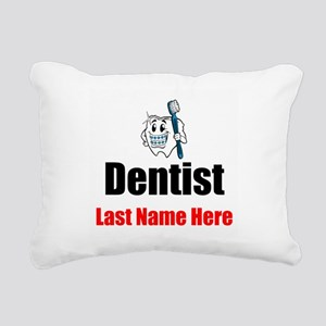 Dentist Rectangular Canvas Pillow