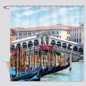 Venice_20171201_by_JAMFoto Shower Curtain