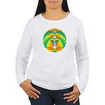 Cosmic Spiral 52 Women's Long Sleeve T-Shirt