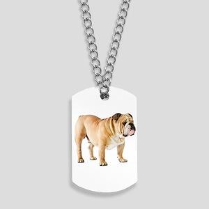 English Bulldog Dog Tags