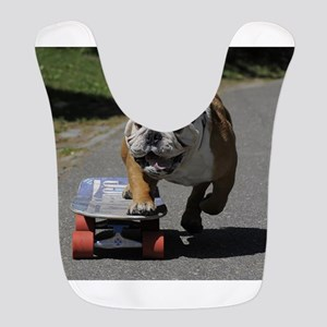 English Bulldog Bib
