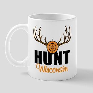 Hunt Wyoming Mug