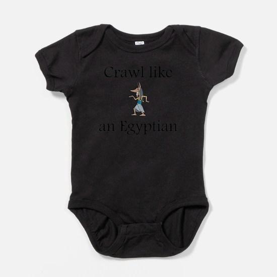 Cute Egyptian Baby Bodysuit