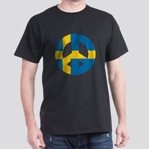 Swedish Peace Sign T-Shirt