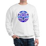 Cosmic Spiral 64 Sweatshirt