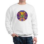 Cosmic Spiral 75 Sweatshirt