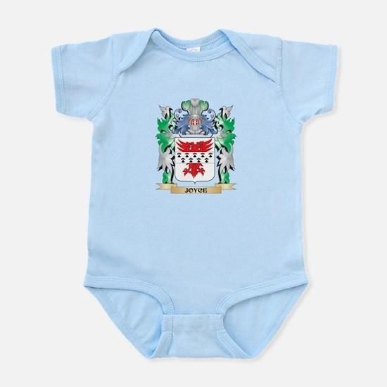 Joyce Coat of Arms - Family Crest Body Suit