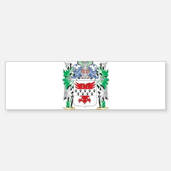 Joyce Coat of Arms - Family Crest Bumper Bumper Bumper Sticker
