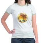 Sanibel Slacker - Jr. Ringer T-Shirt