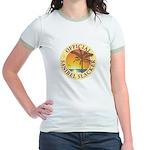 Sanibel Slacker - Jr. Ringer T-Shirt