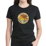 Sanibel Slacker - Women's Dark T-Shirt