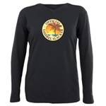 Sanibel Slacker - Plus Size Long Sleeve Tee