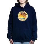 Sanibel Slacker - Women's Hooded Sweatshirt