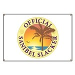 Sanibel Slacker - Banner