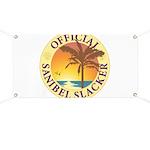 Sanibel Slacker - Banner
