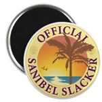 Sanibel Slacker - Magnet