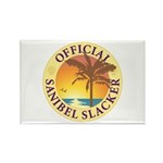 Sanibel Slacker - Rectangle Magnet (10 pack)