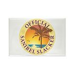Sanibel Slacker - Rectangle Magnet (100 pack)