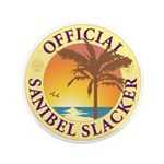 Sanibel Slacker - Button