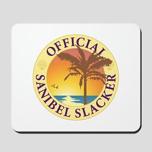 Sanibel Slacker - Mousepad