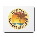 Sanibel Slacker - Mousepad