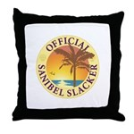 Sanibel Slacker - Throw Pillow