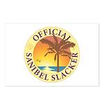 Sanibel Slacker - Postcards (Package of 8)