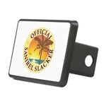 Sanibel Slacker - Rectangular Hitch Cover