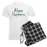 Algae Happens - Men's Light Pajamas
