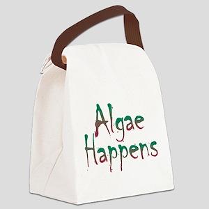 Algae Happens - Canvas Lunch Bag